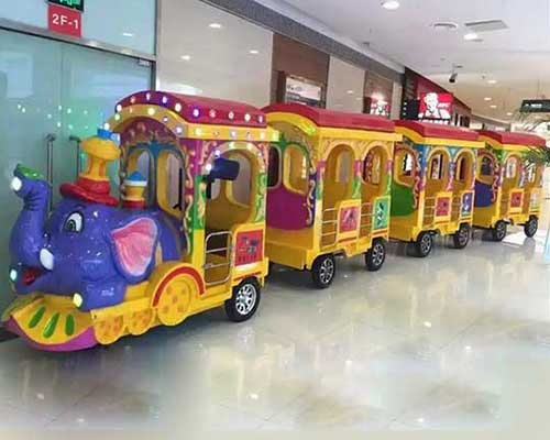 trackless elephant train manufacturer Beston group