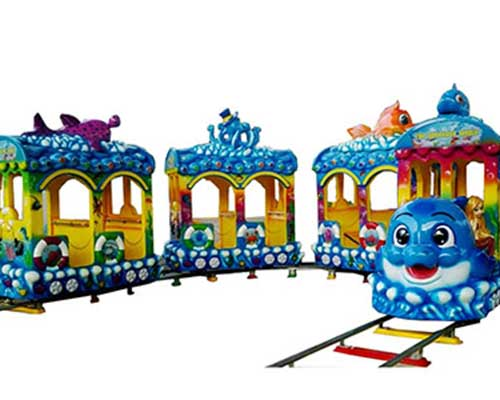 mini amusement train rides manufacturer