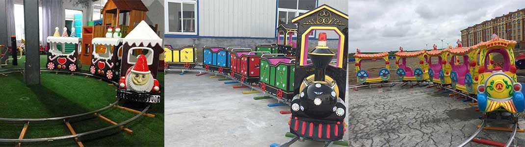 miniature track train rides supplier Beston group