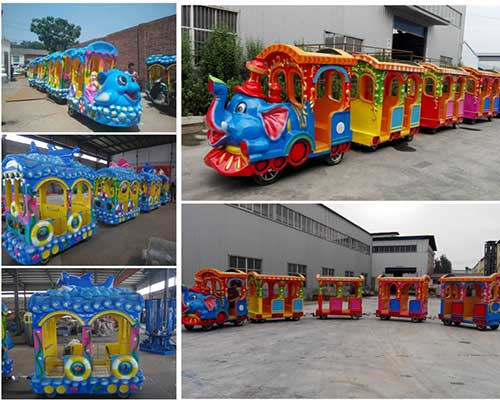 carnival train rides supplier Beston group