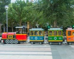 buy backyard train rides cheap from Beston group