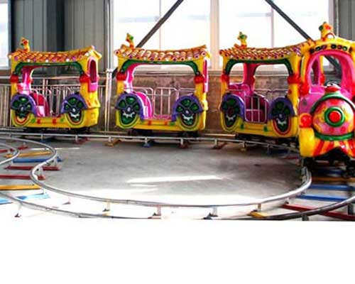 party train for kids