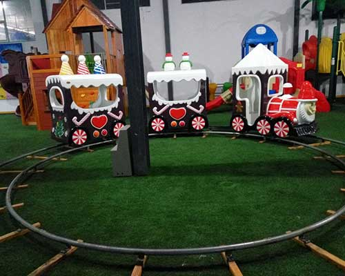 cheap mini track train rides in Beston group