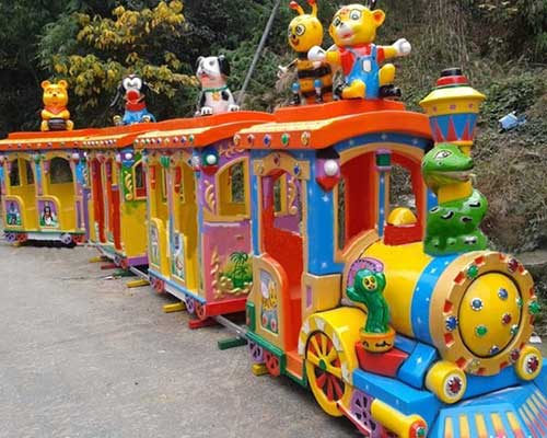 Circus Train Rides for Sale