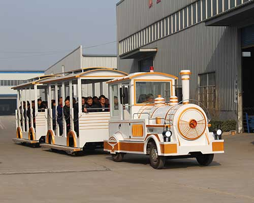 park and tourist train ride supplier Beston group