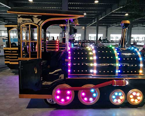 trackless train rides supplier Beston group