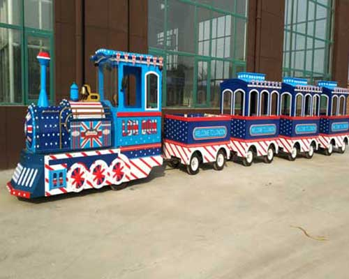 electric trackless train tourist for sale