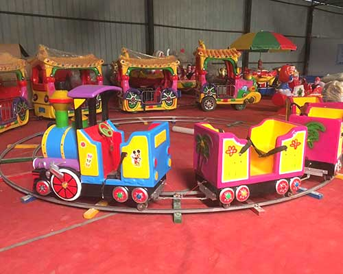 mini train rides for sale cheap in Beston group