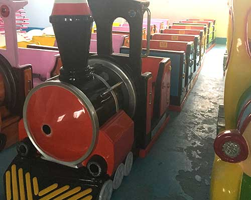 small train ride for sale
