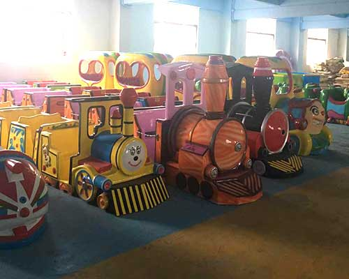 Backyard Trains for Sale
