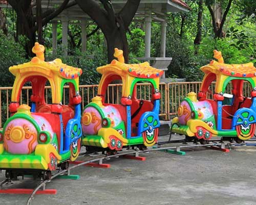Track Train Rides for Sale