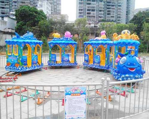 sea animal track train for sale