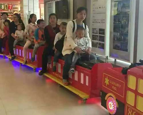 Miniature Rideable Trains for Sale