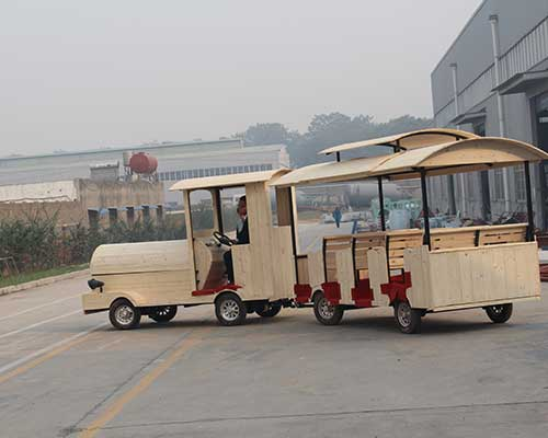 buy electric trams cheap from Beston group