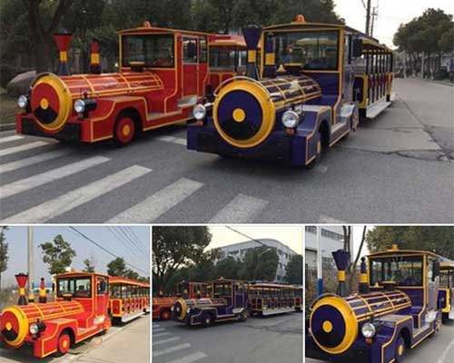 antique amusement park trains for sale