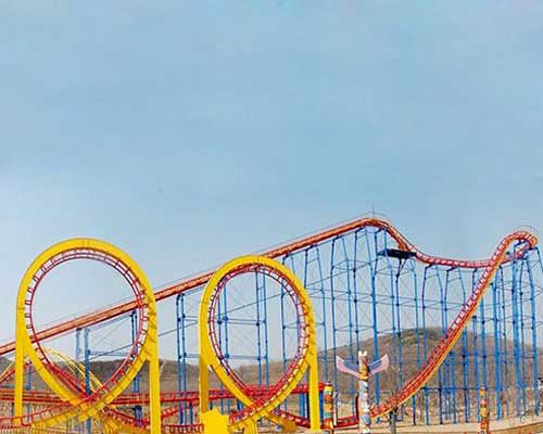Big Roller Coasters for Sale