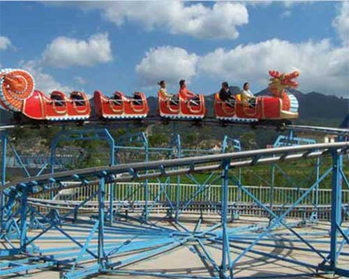 Dragon Wagon Roller Coasters for Sale