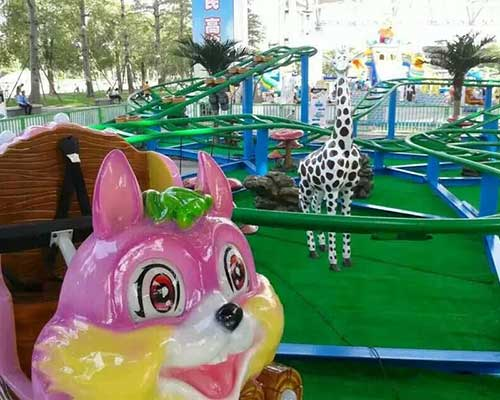 roller coaster manufacturer and supplier