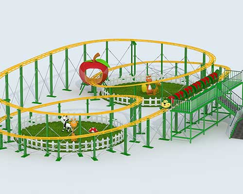 kids mini roller coaster manufacturer in Beston