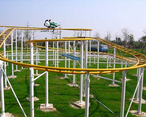Wild Mouse Roller Coasters for Sale