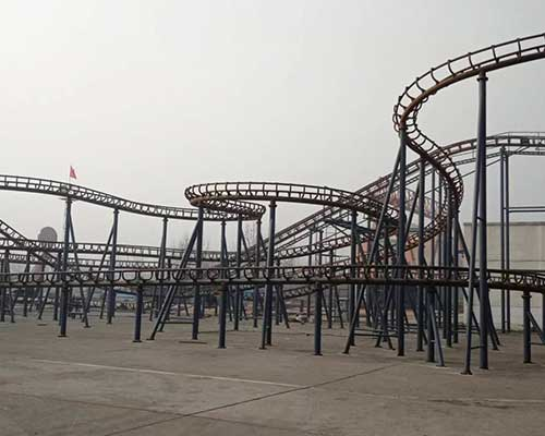 crazy mouse roller coasters for sale